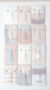 Fototapete Wandkunst Skulptur Keramikwand Etsy #itsalwaysaut … – Filme – #Et …   – Keramische Kunst