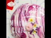 Spiegelglasur: Das Rezept ist das Geheimnis!   – sweet