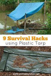 9 Geniala överlevnadshackar med plastpasta