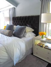 10 Glamorous Bedroom Ideas: Coco Pearl: 10 Beautiful Bedrooms   – Beautiful Bedroom Decor Ideas