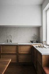 Earthy Eclectic Scandinavian Style Interior