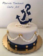 37+ Ideas Baby Shower Food Ideas for Boys Nautical …