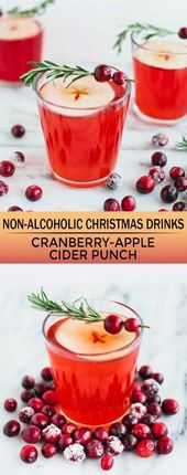 9 Non-Alcoholic Christmas Drinks That Are Perfect for the Holidays – Farmhouse C…  – Getranke
