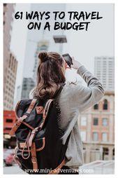 Möchten Sie mit einem Budget reisen, ohne Kompromisse bei den wichtigen Dingen einzugehen