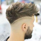 Frisuren für Herren Frisuren für Herren