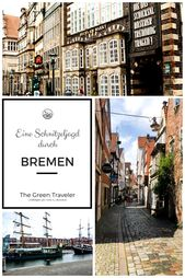 Lust auf eine Schnitzeljagd durch Bremen? Mit diesen 10 Fragen erkundest du Brem…