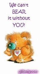 Merveilleux Miss You, Mom! Honey BearGet ...