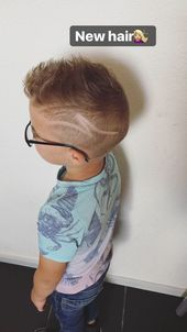 56+ trendy lighting bolt haircut boys