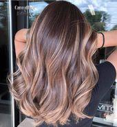9 Herbst Haarfarbe Trends für Brünette, die Sie so schnell wie möglich ausprobieren müssen   – Cute