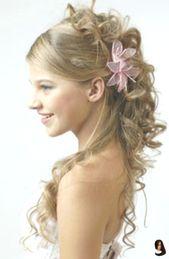 #Frauen #Frisuren # für #Haar #Lange #Prom