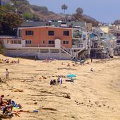 Show Item 8 Of 10 Malibu Featuring A Beach And A Coastal Town As Well As A Large Group Of People Los Angeles Tourism Visit Los Angeles Expedia Travel