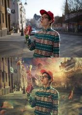 20+ Amazing Images Before And After Photoshop