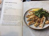 Crispy garlic chicken – Jamie Oliver, 5 ingredients