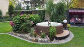 Die neue Art von Whirlpools.Portabel, preiswert, energiesparend!Ideal für Ihren… – Garten