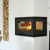 RAIS 500 (2) wood burning stove, #Burning #RAIS #Stove #Wood
