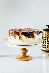vietnamesischer Eiskaffee-Kuchen   – Torten – Fancy Cakes