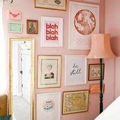 Wunderbare Kostenlos 14+ Divine Interior Wandmalerei Ideen Schlafzimmer Ideen  T… – Die besten Bilder von IKEA Hacks für Kinder