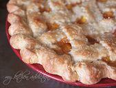 Honig-Zimt-Pfirsich-Torte   – Healthy desserts