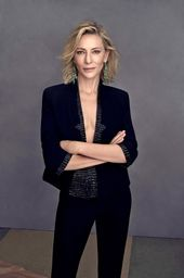 """Cate Blanchett : """"Je veux montrer à mes enfants qu'on n'arrive à rien sans effort"""""""