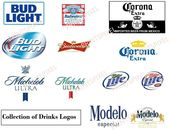 Digital Download Combo Of 6 Beer Company Logo Files Svg Eps Png Ai Beer Logo Beer Company Bud Light
