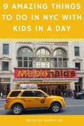 Visiting NYC with Youngsters? 9 Superb Issues to do in New York in a Day