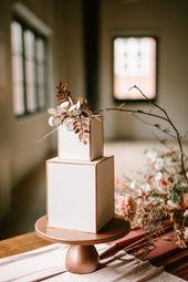 Hier sind 20 einzigartige Hochzeitstorten, die Sie normalerweise nicht sehen würden – Von Makronen …   – Unique Wedding Cakes