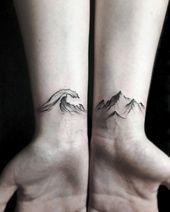 80 Handgelenk Tattoo Ideen und ihre Bedeutung- 80 Handgelenk Tattoo Ideen und ihre Bed … – Tattoo Art