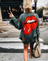 – lässiges Herbstoutfit, Frühlingsoutfit, Sommer, Style, Outfit Inspiration, Jahrtausende … – Mode