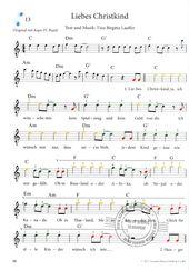 Weihnachtslieder für Gitarre – Es weihnachtet von Tina Birgitta Lauffer | im … – heike_2812
