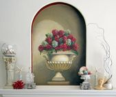 decorating with niches in walls – Google Search