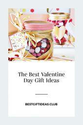 Die besten Valentinstag-Geschenkideen   – Valentine'S Day Gift Ideas