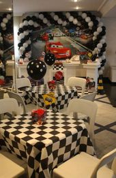 61 Trendy Disney Cars Birthday Party Ideas Mcqueen
