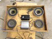 Günstige Bluetooth-Stereoanlage
