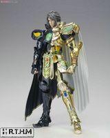 Saint Seiya Myth Cloth Alpha Dubhe Siegfried Action Figure Bandai F//S w//Track#