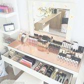 Kleine Make-up Kosmetikspiegel vor Make-up Vanity Gardenweb seit Make-up Forever D …   – Makeup Vanity
