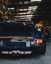 So much variety at Luft 5 #porschemahem #singervehicledesign #ruf #porsche #luft