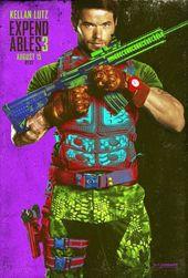 轟天猛將3/浴血任務3(The Expendables 3)poster