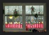 Kerzen aus Transparentpapier – #aus #fensterdekowe…