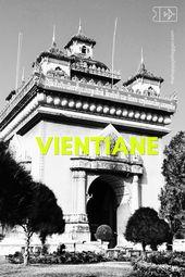 Vientiane: Das Patuxai Monument