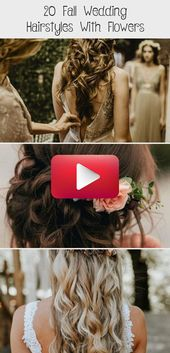 Summer wedding hairstyles swept half high half down on long blonde hair with green ……