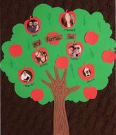 Vorschulklassenzimmer des Stammbaums scherzt 63 Ideen für 2019   – childcare