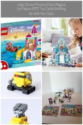 #lego disney LEGO Disney Princess 41160 Ariel Nixenschloss   – lego