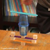 4 Engineering Challenges for Kids (Cups, Craft Sticks, and Cubes!) – Frugal Fun For Boys and Girls