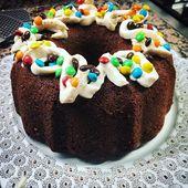 Facil Con Tu Essen En Instagram Budin Triple Chocolate Super
