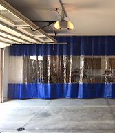 Garage Divider Curtains Industrial Curtains Curtain Divider