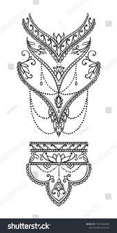 (notitle) – mandala – #Mandala #notitle – Tattoo