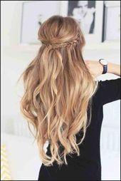 Geflecht Frisuren Lange Haare 2018 | Einfache Fris…