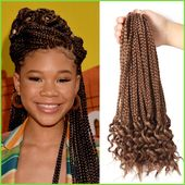 Best 10 goddess braid styles