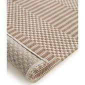 benuta Trends Flachgewebeteppich Tosca Schwarz 75×165 cm – Vintage Teppich im Used-Lookbenuta.de