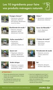 Los 10 productos básicos para crear todos tus productos para el hogar 100% naturales | …